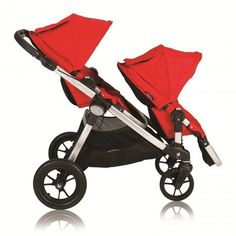 Baby Jogger City Select :: A stroller dilemma: To double or not to double | #BabyCenterBlog