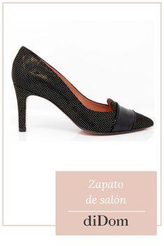 31b693672fa 9 mejores imágenes de Zapatos Tacón De Ante