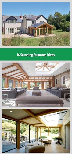 14 Stunning Sunroom Ideas - Finding that a conservatory is ...