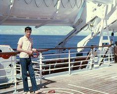 MS Patris - Robert Mills - Cruise to New Zealand 1970