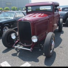 1932 pick-up truck