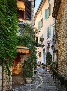 Wanderlust Europe — Saint-Paul-de-Vence, France. For more daily posts,...