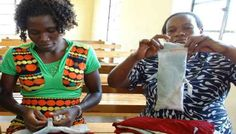 WASHplus is partnering with local women's groups in Uganda to provide menstrual hygiene management supplies and training to communities. http://www.washplus.org/countries/uganda