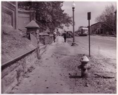 What H Street Looked Like in 1947 - Ghosts of DC