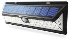 Mpow 54 LED Solar Lights Waterproof with Wide Angle Motion Solar Light for Garden Path OFF! Mpow 54 LED Solar Lights Waterproof Solar Lights with 120 Degree Wide Angle Motion Solar Light with 3 Modes for Garden Path Solar Powered Lamp, Solar Lamp, Solar Licht, Solar Light Crafts, Gardening Supplies, Led Night Light, Wide Angle, Garden Paths, Dollar Stores