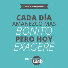 ¡Bonito jueves! #bonito #frases #frasescortas #chiste #compartir #invitacionweb #soyguapo #soyguapa #buendia #lomejordeldia #jueves #divertido #leer #risa #optimista