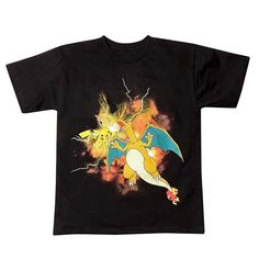 Pokemon® Battle Short Sleeve T-Shirt - Black    $8.99 @ Target (any style size small for B)