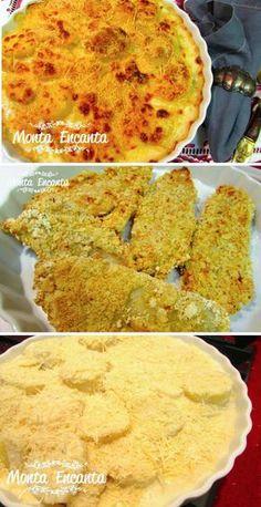 Filezinhos de Peixe empanados e ao forno e gratinados no forno vão encantar a mesa nesta Páscoa.