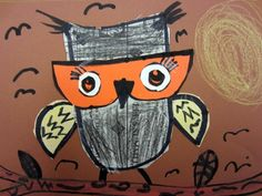 """From exhibit """"A Hoot For Letters""""  by Kennedy1369"""
