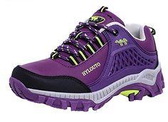 JiYe Outdoor Shoes Womens and Mens Climbing Running Coupl...
