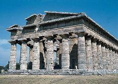 Paestum, le temple de Poséidon #thibaultgond