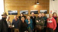 Hier chez @mycowork nous avons inauguré l'exposition de @pierrechancy Horizon d'Island. Elle nous fera voyager pendant plusieurs semaines et on s'en réjouit ! https://m.facebook.com/photopierrechancy/?locale2=fr_FR #coworking #coworkingcafe #coworkingspace #cafewifi #paris #montorgueil #expo #photographie