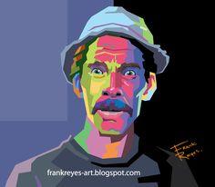 Don Ramon, Vector by frankreyes.deviantart.com on @deviantART