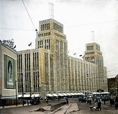 1927 Karstadt am Hermannplatz