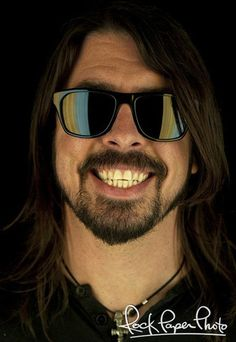 Dave Grohl - The Foo Fighters #EyeglassesOfPower