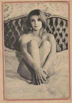 Nud art #actress #egyptian #art #egypt : Mervat Amin
