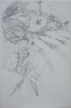 silverpoint drawing