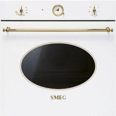 SF800B: Oven - SMEG spotřebiče jsou kombinací špičkové technologie, stylu a designu.