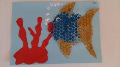 1ο ΝΗΠΙΑΓΩΓΕΙΟ ΙΣΤΙΑΙΑΣ: Ιδέες για καλοκαιρινές κατασκευές ψαριών στο Νηπιαγωγείο