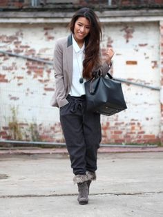 Discover the latest in women's fashion and men's clothing online. Shop from over styles, including dresses, jeans, shoes and accessories from ASOS and over 800 brands. ASOS brings you the best fashion clothes online. Her Style, Cool Style, Furry Boots, Fashion Clothes Online, Primark, Looking For Women, Asos, Trousers, Normcore