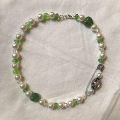 Nail Jewelry, Funky Jewelry, Bead Jewellery, Dainty Jewelry, Cute Jewelry, Beaded Jewelry, Jewelry Accessories, Handmade Jewelry, Beaded Necklace
