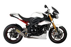 2012 Speed Triple - This is how I'd spec mine ;-)