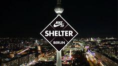 The NIKE SB Shelter - http://DAILYSKATETUBE.COM/the-nike-sb-shelter/ -   We are proud to present our new skatepark in the heart of Berlin - The Nike SB Shelter. For more information check: nikesbshelter.com facebook.com/nikesbshel... - nike, Shelter