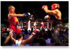 BOXING EVENTS
