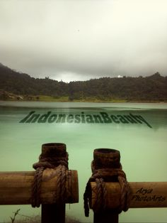 Indonesian Beauty (Danau Linow, North Sulawesi)