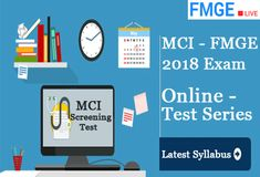 MCI Online Test Series with detail explanation with references from standard textbooks and MCI Classes. These questions have been made as they have been examined. Which will help you in the upcoming e
