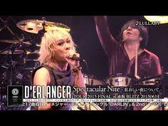 D'ERLANGER - ライヴBlu-ray&CD『Spectacular Nite -狂おしい夜について- TOUR 2015』予告編映像(...