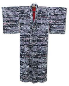 ☆ New Arrival ☆ 'Lust for Life' #stylish women's #antique #silk #kimono #psychedelic #graphic #design from #FujiKimono http://www.fujikimono.co.uk/fabric-japanese/lust-for-life.html #textile #costume #fashion #kawaii #cosplay #HammersmithVintageFair #HyperJapan