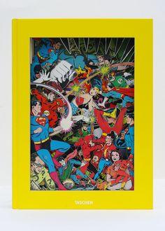 DC Superheroes 3D Book Sculpture