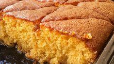 Το φανταστικό ραβανί της Γκολφως Νικολού Greek Desserts, Cornbread, Cake Recipes, French Toast, Food And Drink, Yummy Food, Cooking, Breakfast, Ethnic Recipes