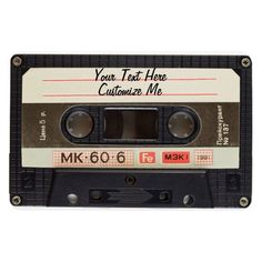 Shop Custom Text / Retro Love Music Cassette Mixtape Magnet created by So_Charming_So_Deer. Personalize it with photos & text or purchase as is! Mixtape, Late Night Drives, Ticket Design, Magnet, Tape Recorder, Retro Design, Sleepover, Film Photography, Music Songs