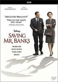 Saving Mr. Banks - after a bit of research I found out that  Ms. P.L. Travers was even more disagreeable than depicted in this film.