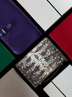 COPPI BARBIERI.  Still Life.  Diagonal Lines.  Handbags.  Fashion.  Accessories.  Colour.