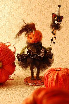 Pumpkin Girls | Flickr - Photo Sharing!