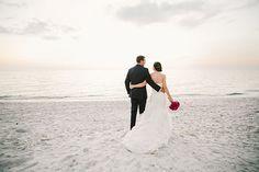 Beach Wedding Inspiration: 4 Dresses That Are Perfect for Beach Brides | Brides.com