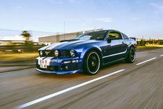Horse Power - Mustang rolling shot , hope you like , regards dear friend