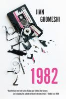 1982 by Jian Ghomeshi -- In 1982 the Commodore 64 computer was introduced, Ronald Reagan survived being shot, the Falkland War started and ended, Michael Jackson released, Thriller, Canada repatriated its Constitution, and the first compact disc was sold in Germany. And that's not all. In 1982 I blossomed from a naive fourteen-year-old trying to fit in with the cool kids to something much more: a naive eyeliner-wearing, fifteen-year-old trying to fit in with the cool kids