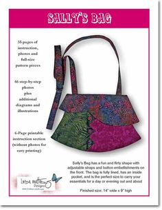 New in the Store: Sally's Bag Pattern