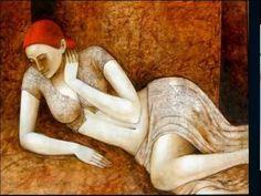 Индийский художник Asit Kumar Patnaik родился в 1968 году в Orissa. В 1995 году окончил Banaras Hindu University в городе Varanasi. Имел множество персональных выставок как в Индии, так и за её пределами.