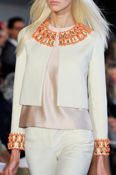 Tory Burch at New York Fashion Week Spring 2014 - StyleBistro