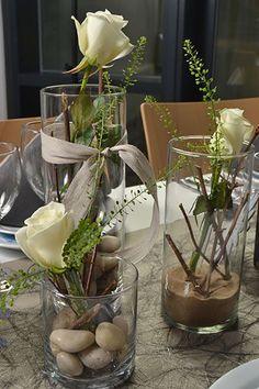 Tischdeko Zum 80 Geburtstag Gasteempfang Herbstdeko Pinterest