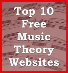 Top 10 Music Theory Websites