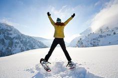 Snowshoeing: Workout in a Winter Wonderland