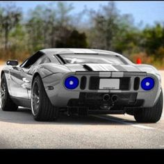 Super Cool Ford GT