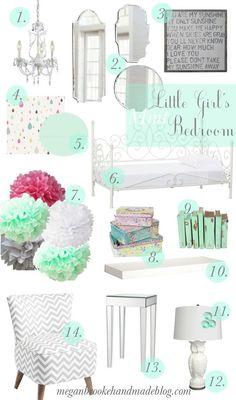 mint green room | ... for Scarlet's room!! Minus Mint Green...add Aqua or Robins Egg Blue