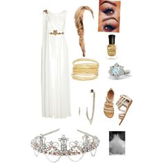 Greek mythology clothes